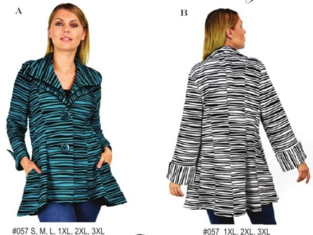 Stripe Jacket Other Colors